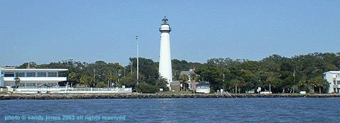 ST.SIMONS LIGHT